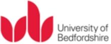 University of Bedfordshare - Logo