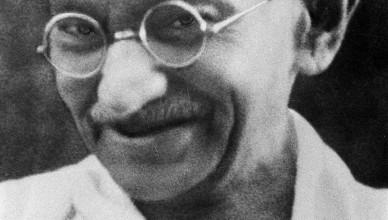 Gandhi founder of NVR