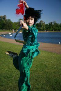 Shifu Lynn Xu