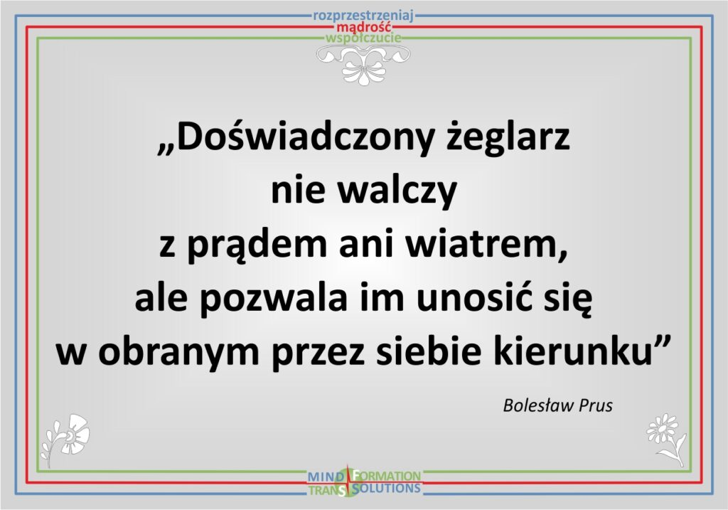 Boleslaw Prus - cytat