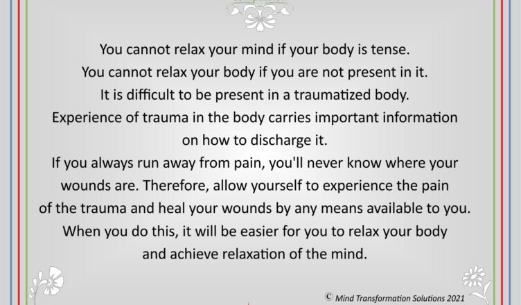Body Mind Relax